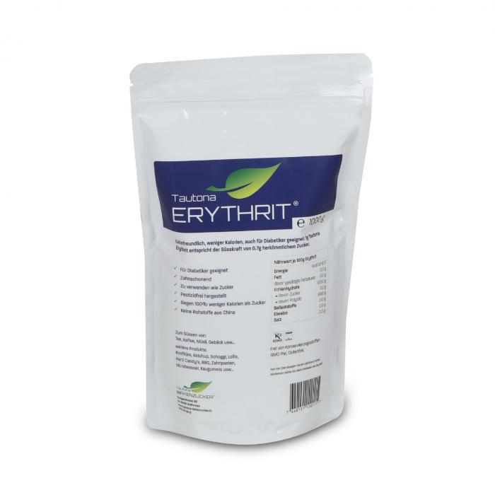 Xylit Erythrit